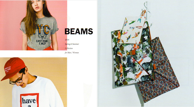 Beams Japon