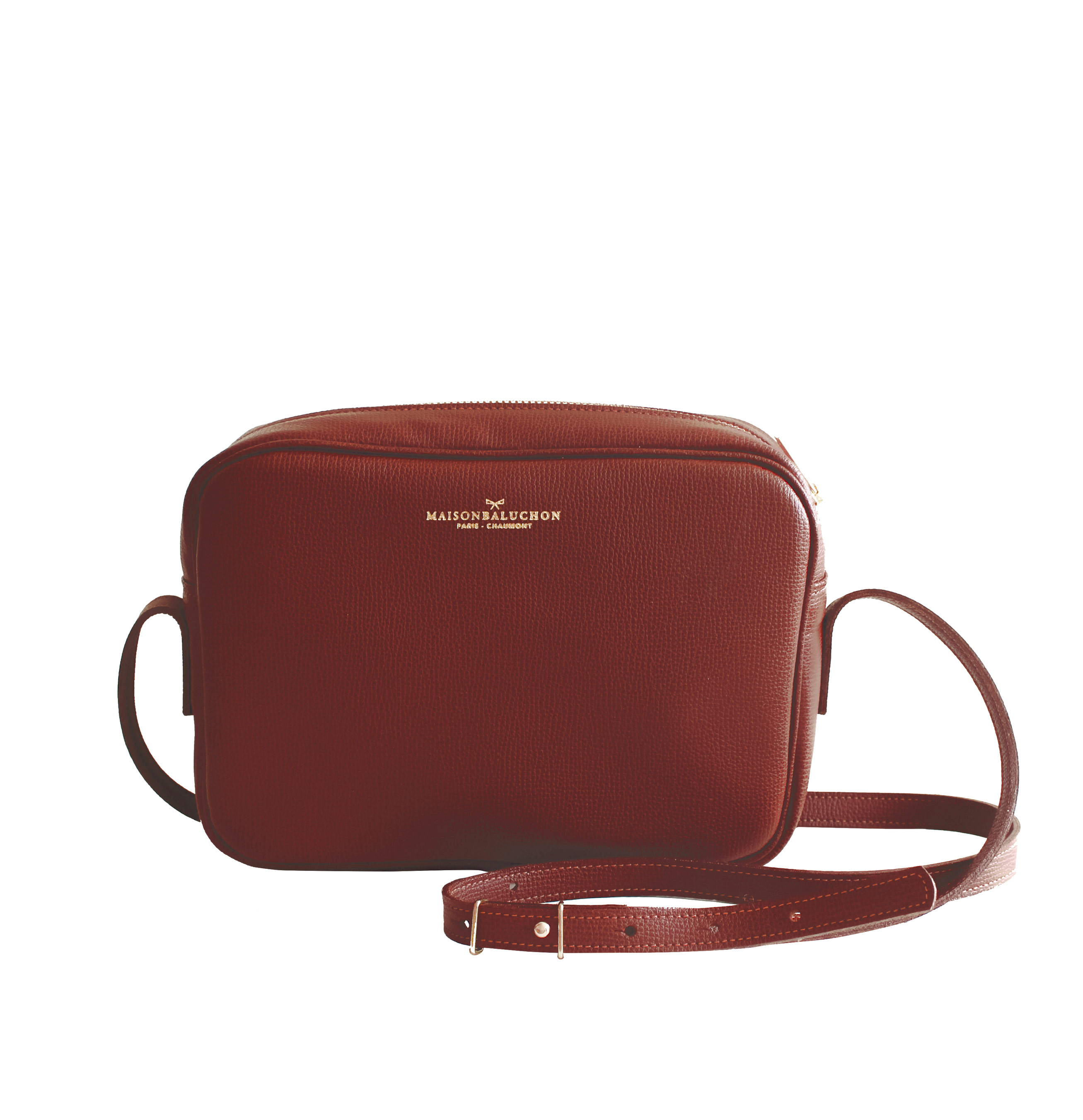 Sac à main Crossbody Auburn grainé