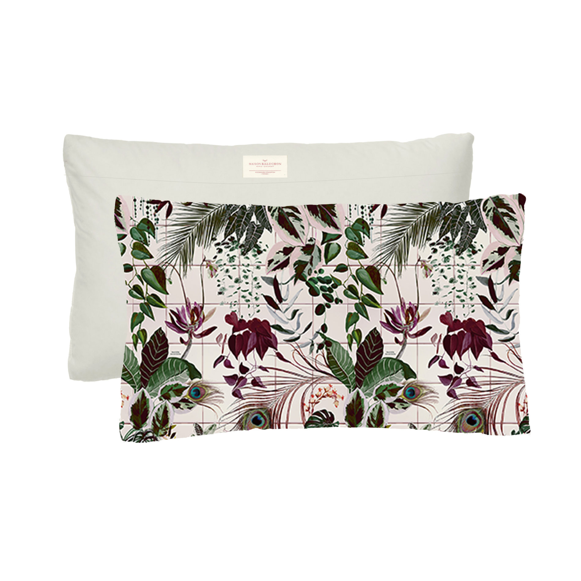 Housse coussin 50*30 Tropical N°11