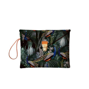 "PV Pochette iPad 10,5"" jungle N°17"