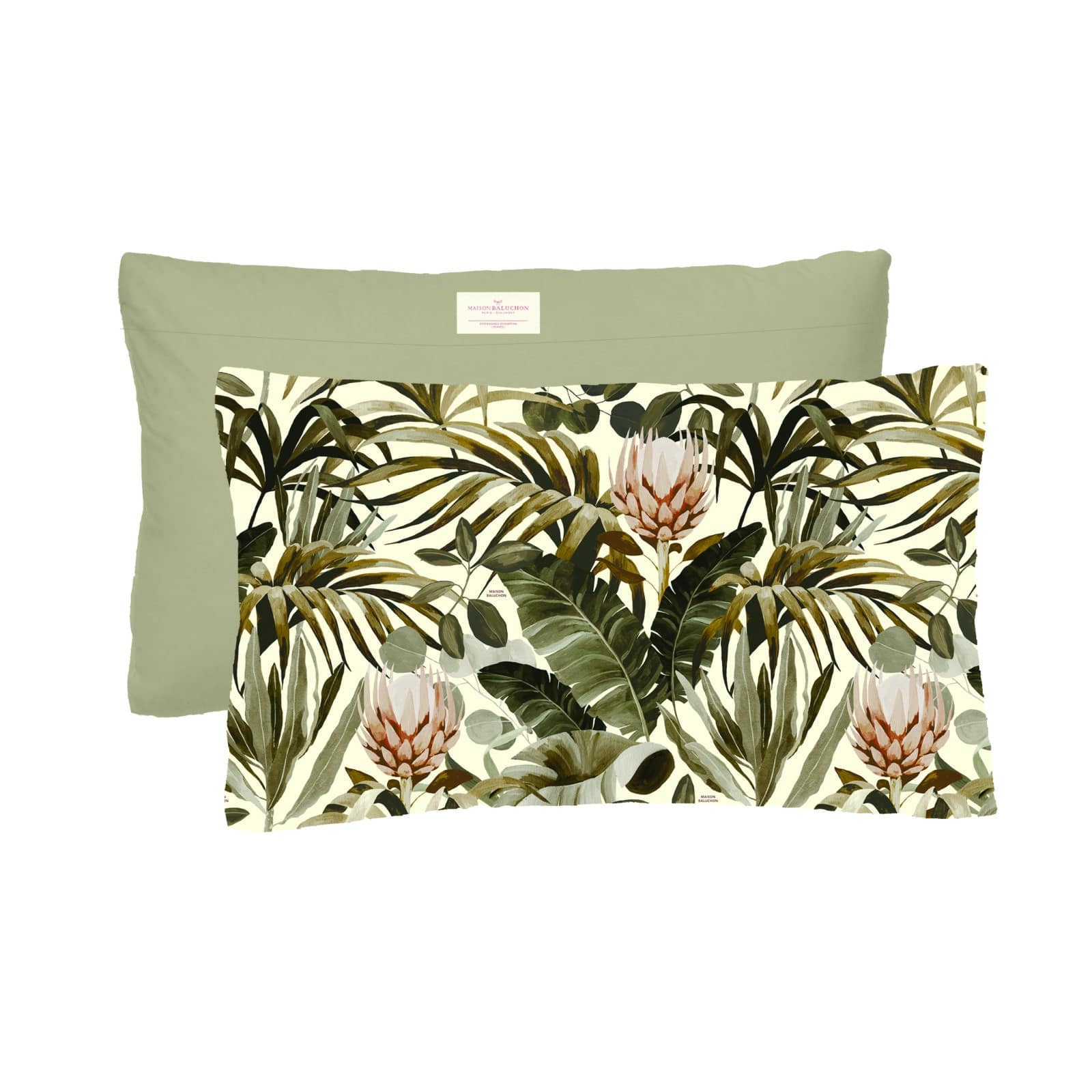 Coussin Format 50x30 cm Tropical N°14