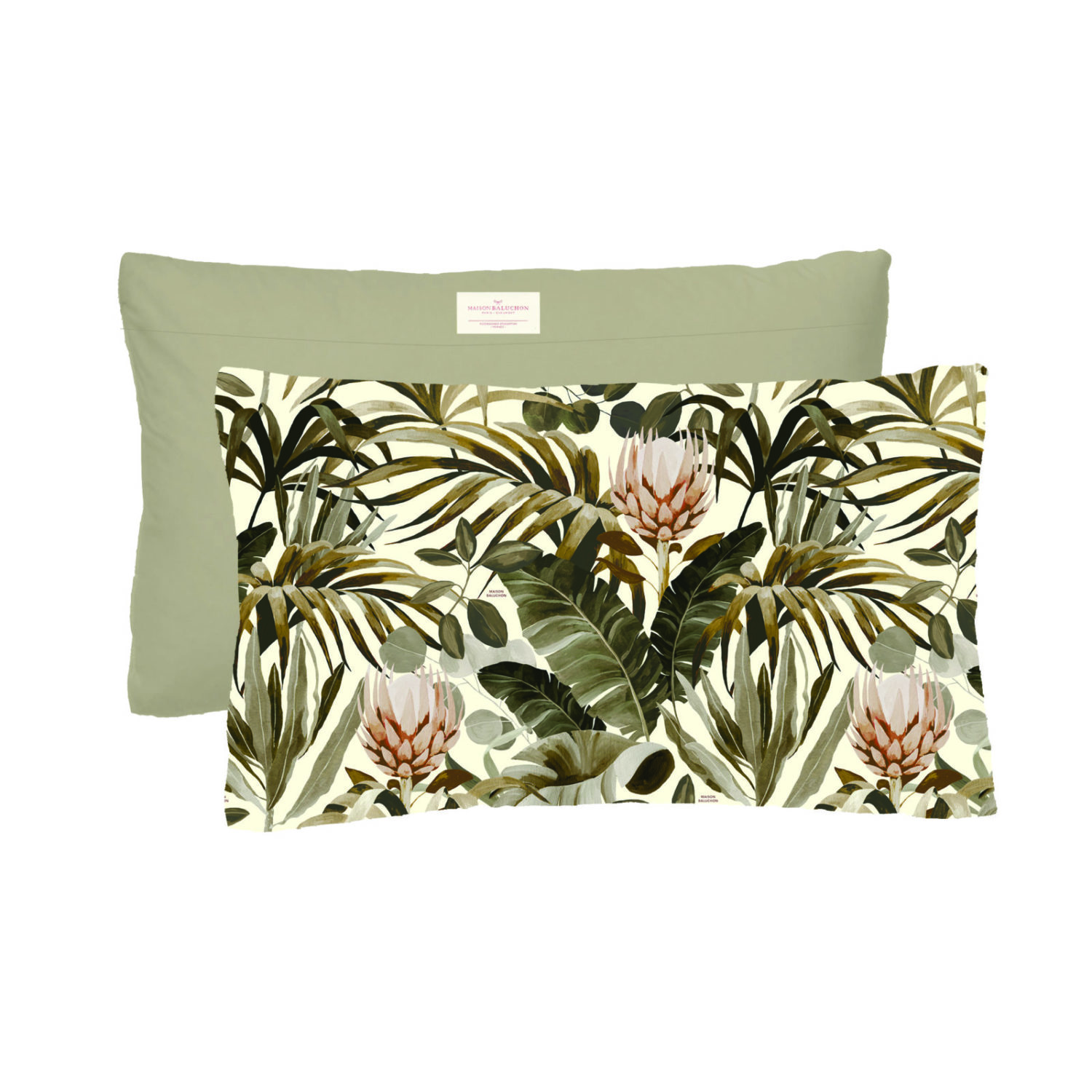 Coussin 50x30 Tropical N°14