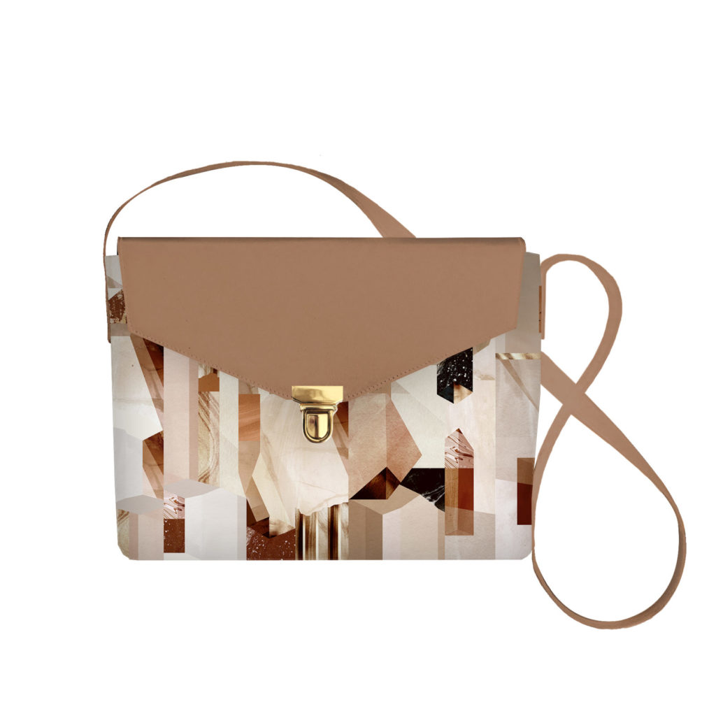 Purse-cappucino
