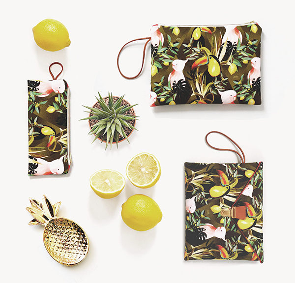 MB - Collection Jungle N°16 - Perroquet