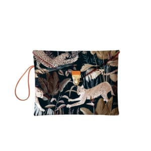 Pochette iPad avec un motif Jungle N°22