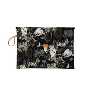 "RMN Pochette Macbook 13"" Air & Pro - Ménagerie N°02"