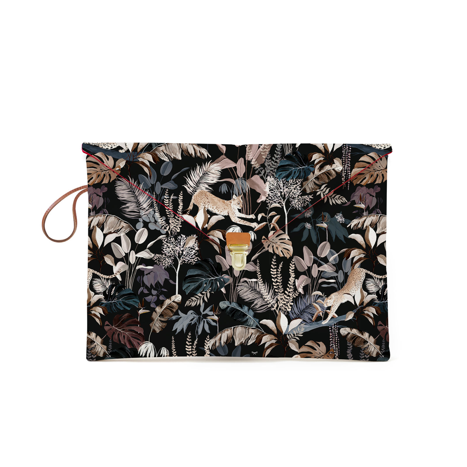"AVA Pochette Macbook 13"" Air & Pro Jungle N°19"