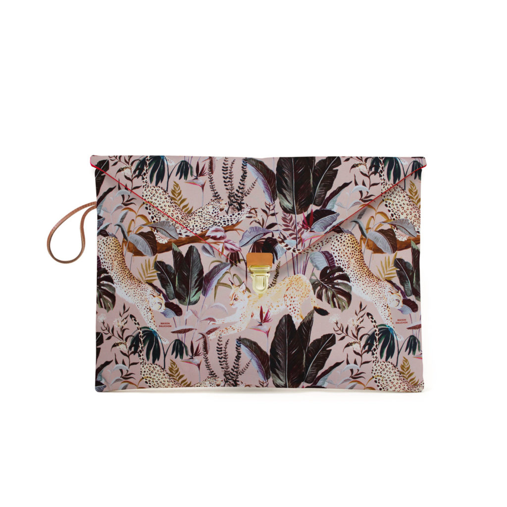 Pochette MacBook Maison Baluchon avec un motif Jungle n°21