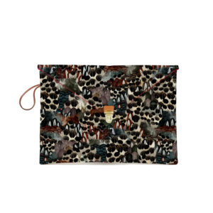 "Pochette Macbook 13"" Air & Pro sauvage N°24"