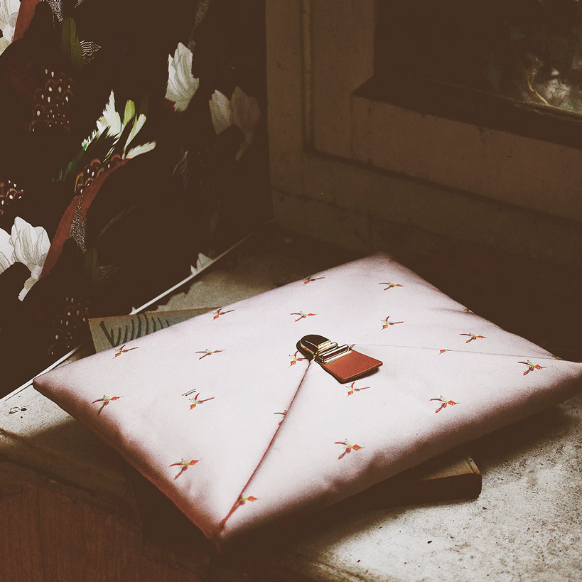 MB - Housse de protection Macbook et iPad Oiseau