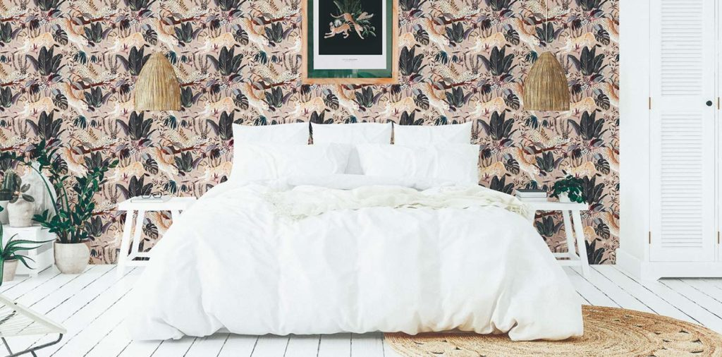 Maison Baluchon – decoration – jungle n°21