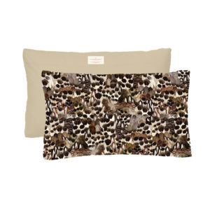 Coussin Format 50x30 cm Sauvage N°25
