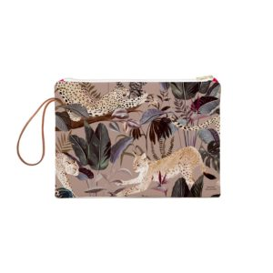 Grande Pochette Zippée Jungle N°21