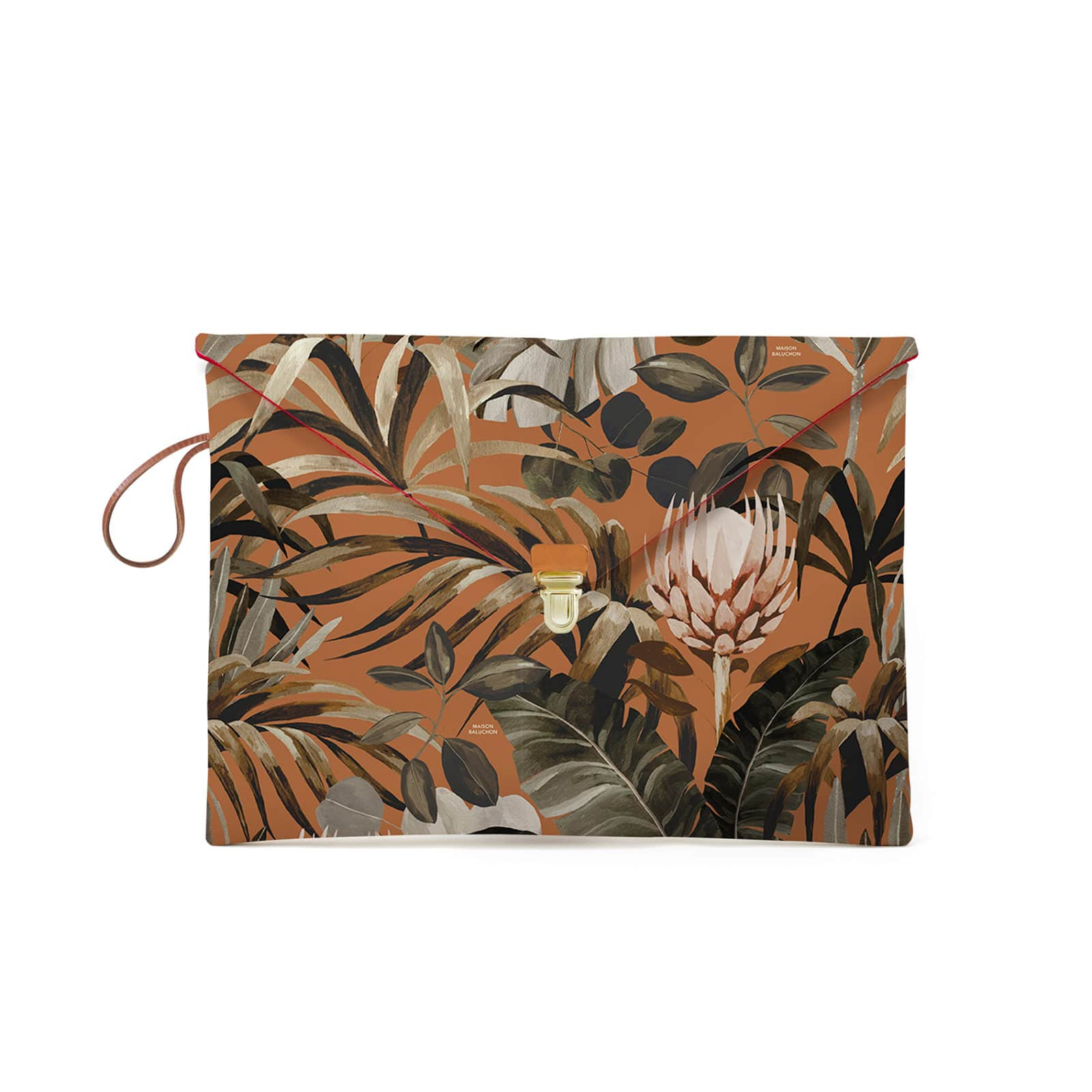 "Pochette Macbook 13"" Air & Pro Tropical N°16"