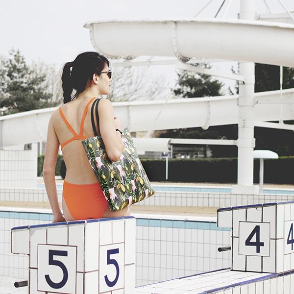 MB - Sac de place - Tropical N°16