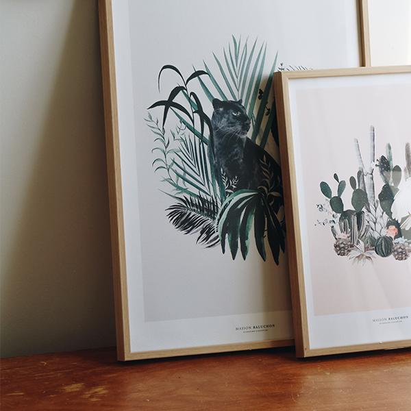 MB - Illustration Jungle N°18 - Tropical N°12 - ss18-12