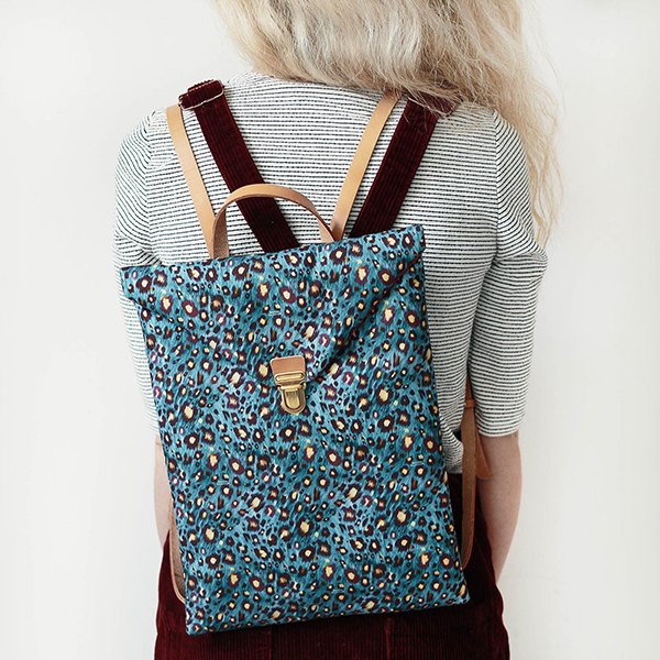 MB - Sac à dos - Sauvage N°23 - Made in France
